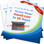 15 Day Email Challenge