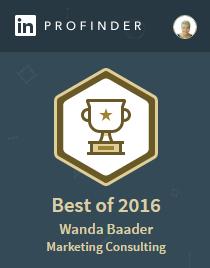 LinkedIn Award 2016
